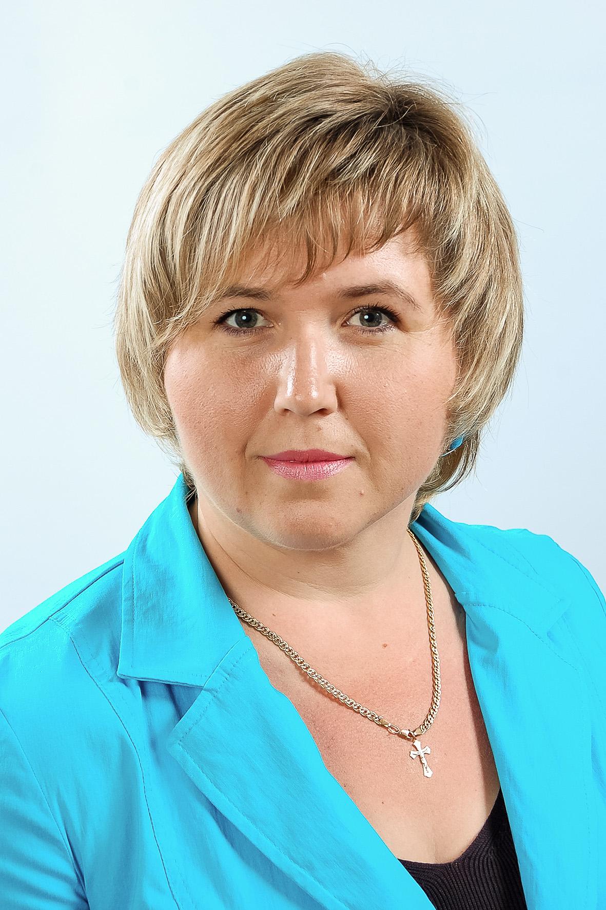 Царенко Олена Олексіївна